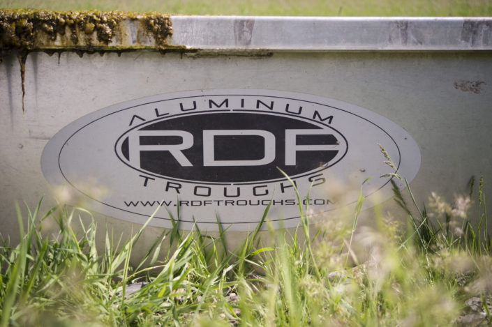 RDF Aluminum Water Livestock Trough