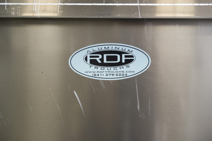 RDF Built to Last Aluminum Water Troughs